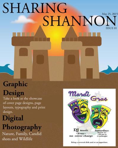 STreasure MagazineCover 05252015 by STreasureGraphicArts