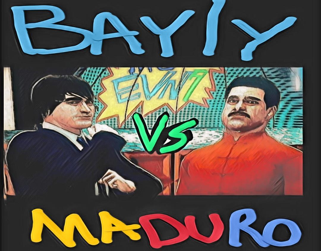 Jaime Bayly Vs Nicolas Maduro By Theevn7 On Deviantart El presentador peruano aseguró en su programa bayly show, que conoció con antelación el plan para asesinar al mandatario venezolano y, según él, vienen más en camino. deviantart