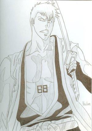 Colo - Kensei Muguruma by Almarane on DeviantArt