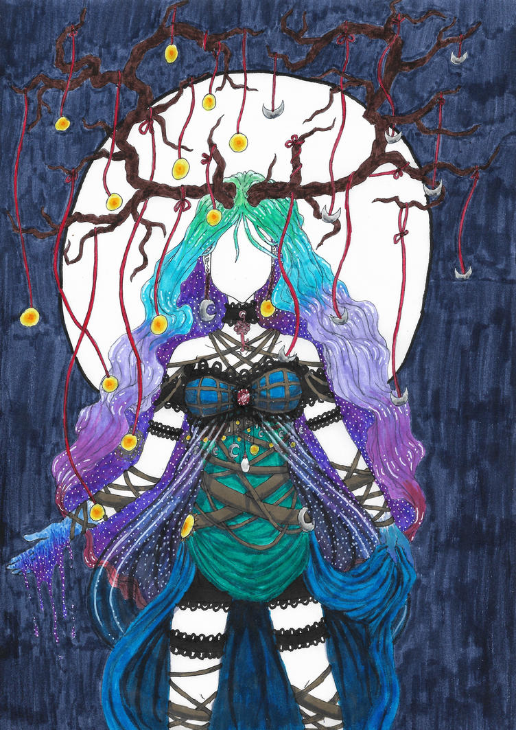 Shalanara the dreamweaver (contest) by dragonsvart