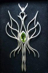 Yggdrasil by Kalkhorondanis