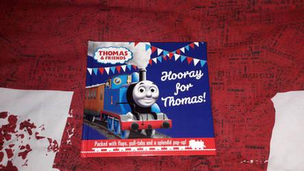 Hooray for Thomas! Book