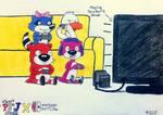 PB  J Otter X Nintendo Switch