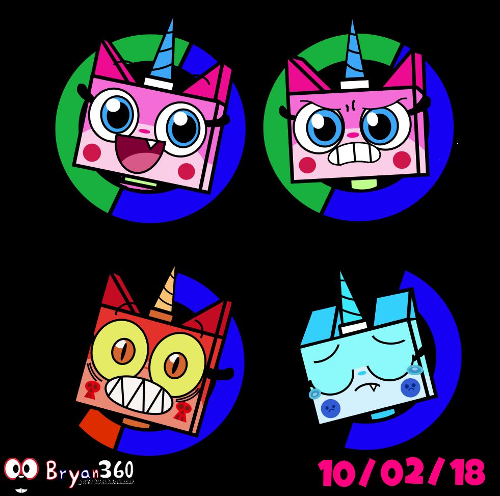 Unikitty | Emisiunea de seară | Cartoon Network - YouTube |Unikitty Face
