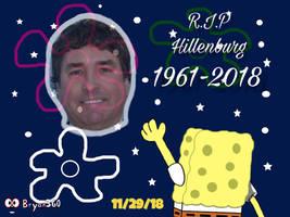 R.I.P Stephen Hillenburg  by BryanVelasquez87