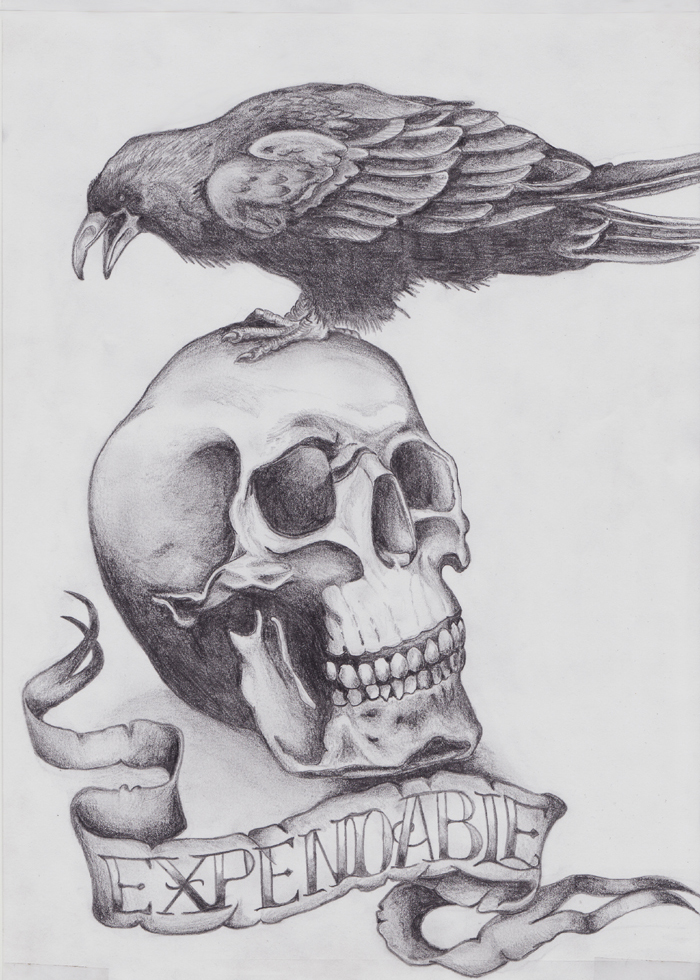 Expendable Tattoo By Martin92hun On Deviantart