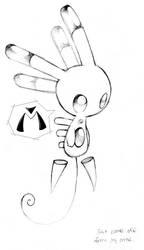 Wondering doodle