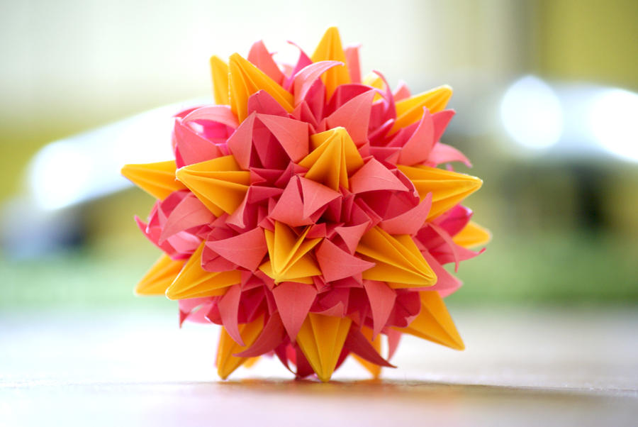 Kusudama 11 by happy96