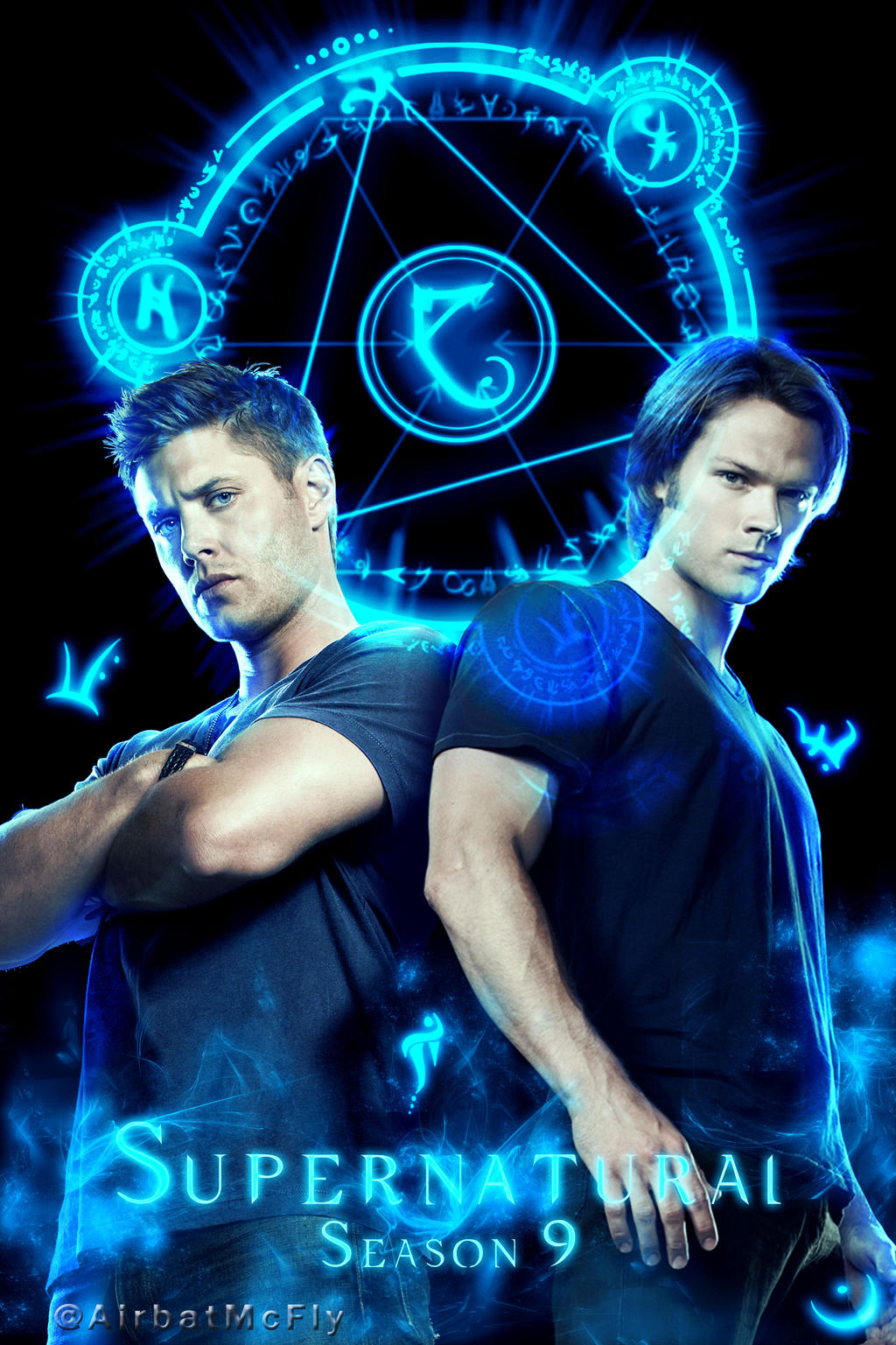 Supernatural - Season 9 by AirbatMcFly on DeviantArt