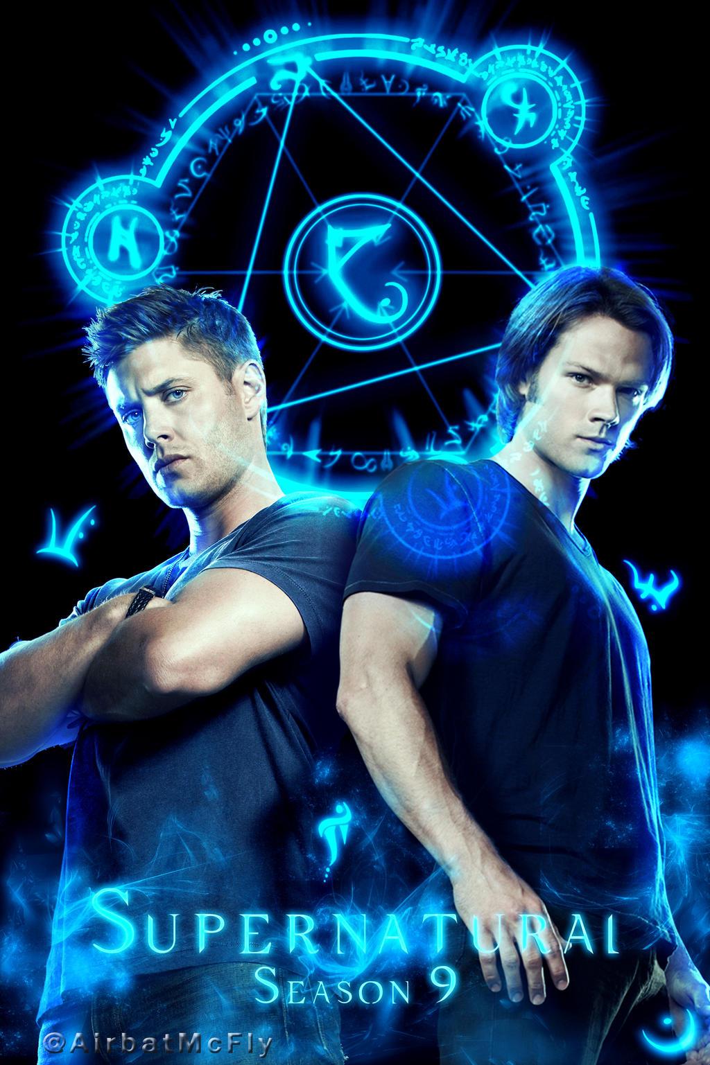 Supernatural - Season 9 by AirbatMcFly on DeviantArt