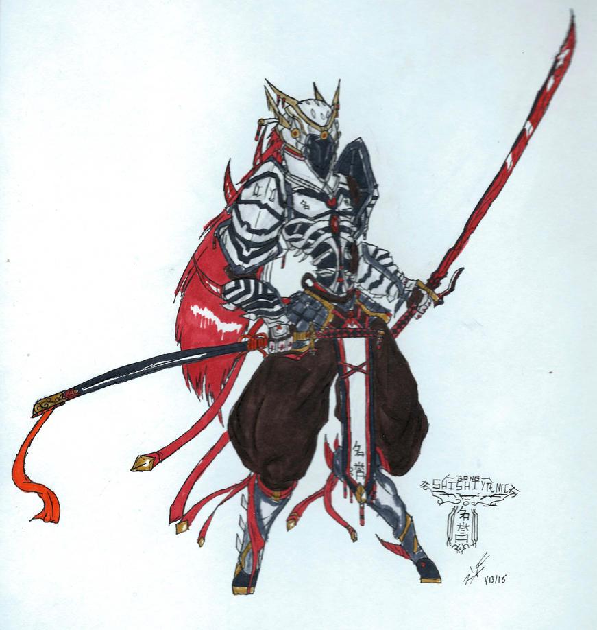 Shishiyami by KnightSlayer115