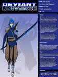 DEVUNIVERSE///HERO: The Kurono by KnightSlayer115