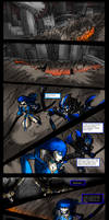 DUMonthly///CAVERNS OF DOOM PG 1 by KnightSlayer115