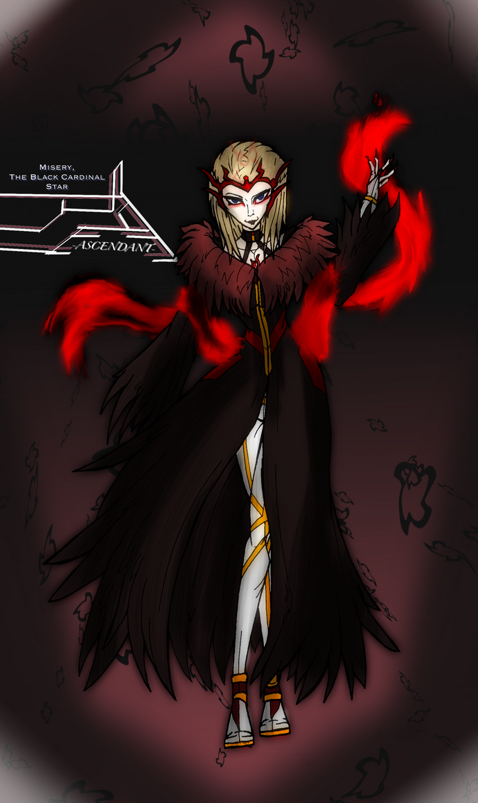 SOULBANE///MISERY by KnightSlayer115
