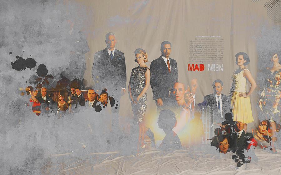 mad men season 4 wallpaper by AshleyJoker on DeviantArt