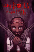 Here be Voodoo : Chapter 3 new cover art by kineko