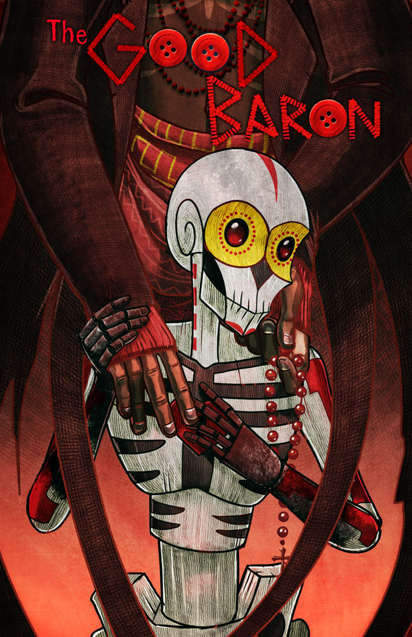 Here Be Voodoo, chapter 4 : The Good Baron by kineko