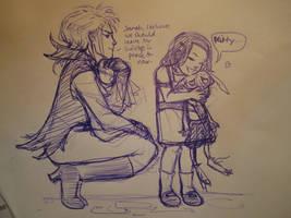 Of girls and Goblin Kings