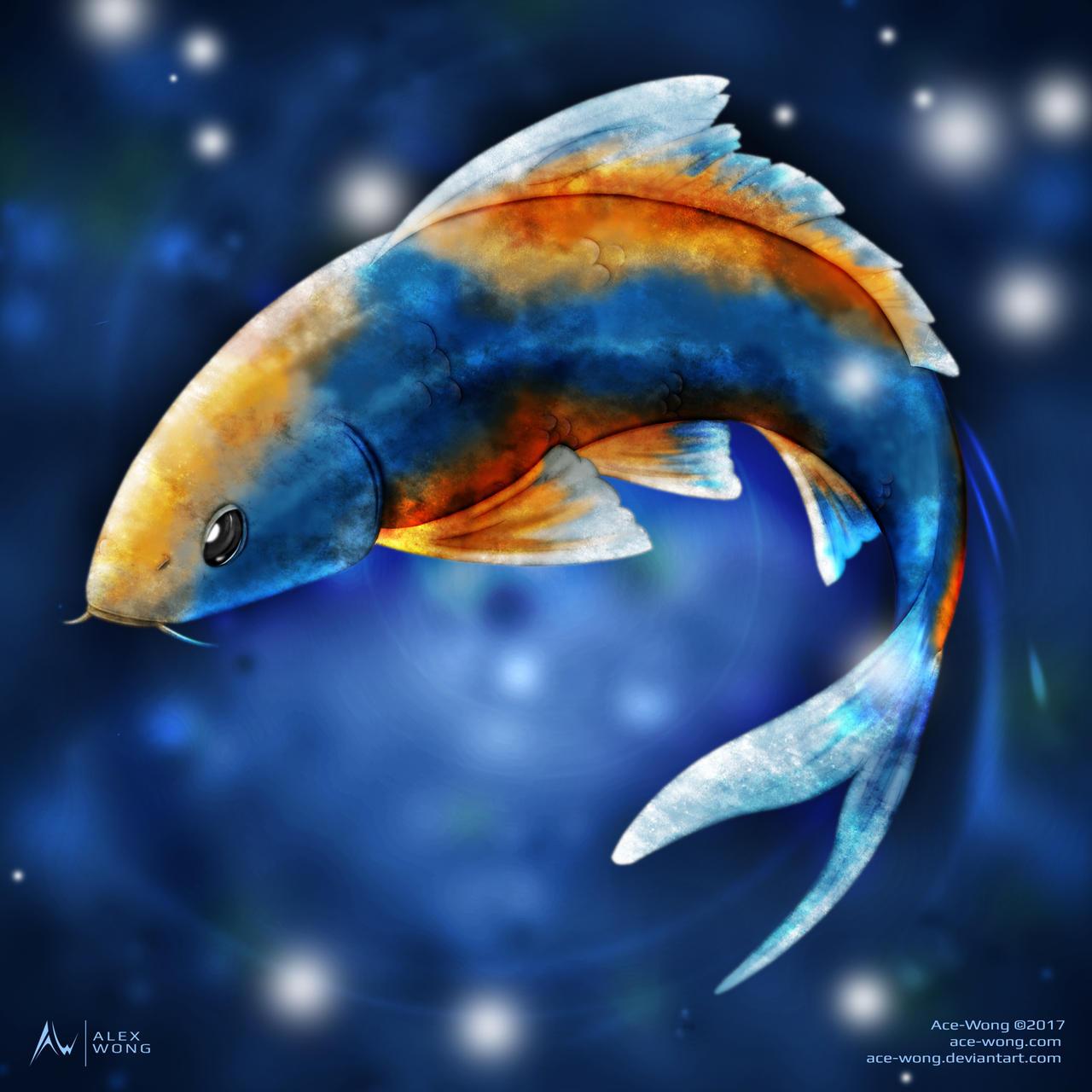 Ace wong 39 s deviantart gallery for Kumak s fish