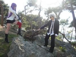 Gintama:MIB alien-forest