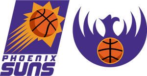 Concept: Phoenix Suns Marks (Primary and Firebird)