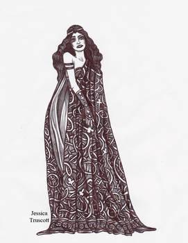cloak of twist and turns