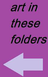 art in folders