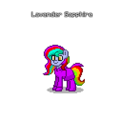 Lavender Sapphire (no hood)