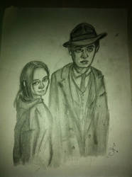 jimmy stewart and me by DrGengar