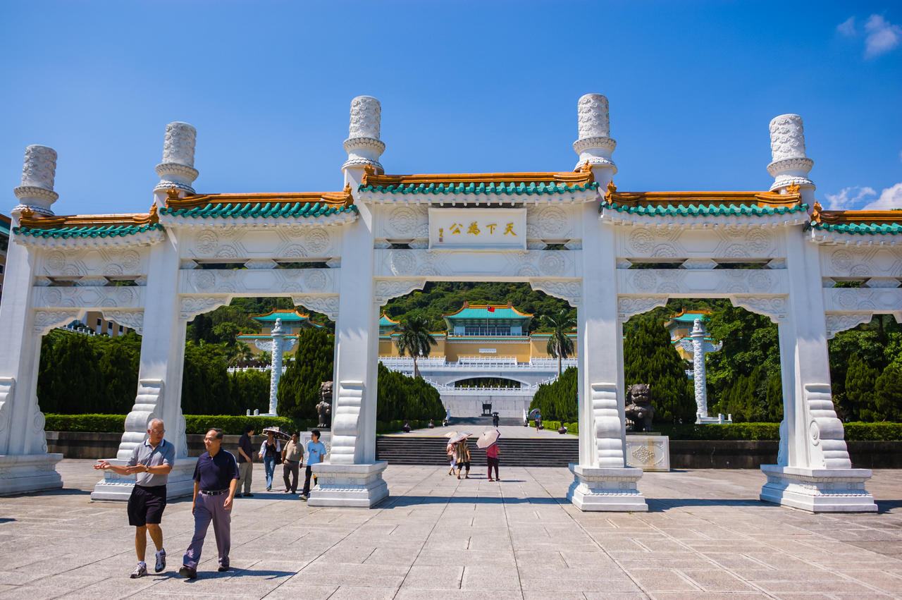 D Art Exhibition Taipei : National palace museum taipei by marcandrephoto on deviantart