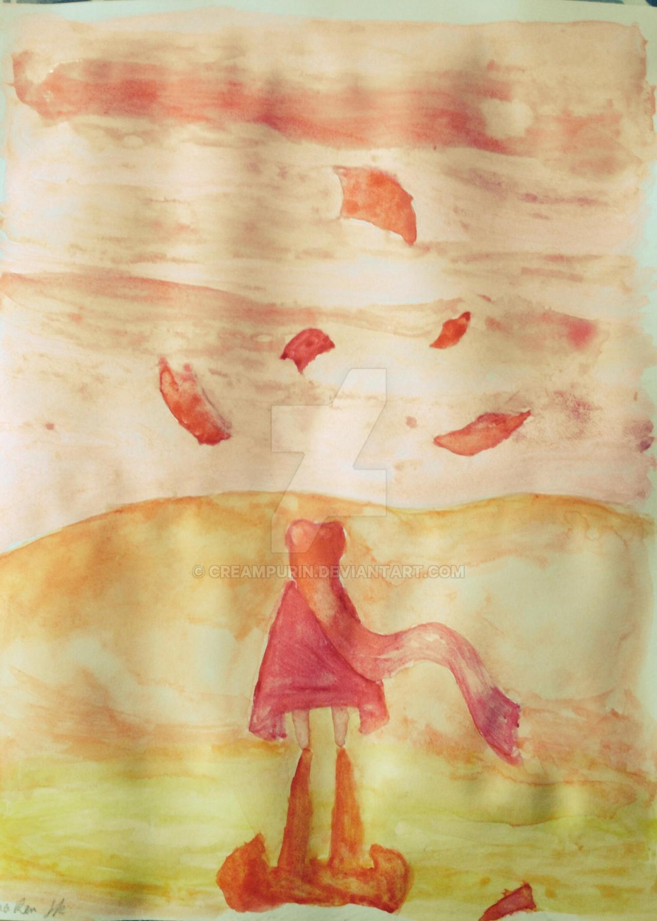 Journey Fanart by CreamPurin