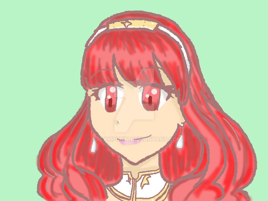 Celica by CreamPurin