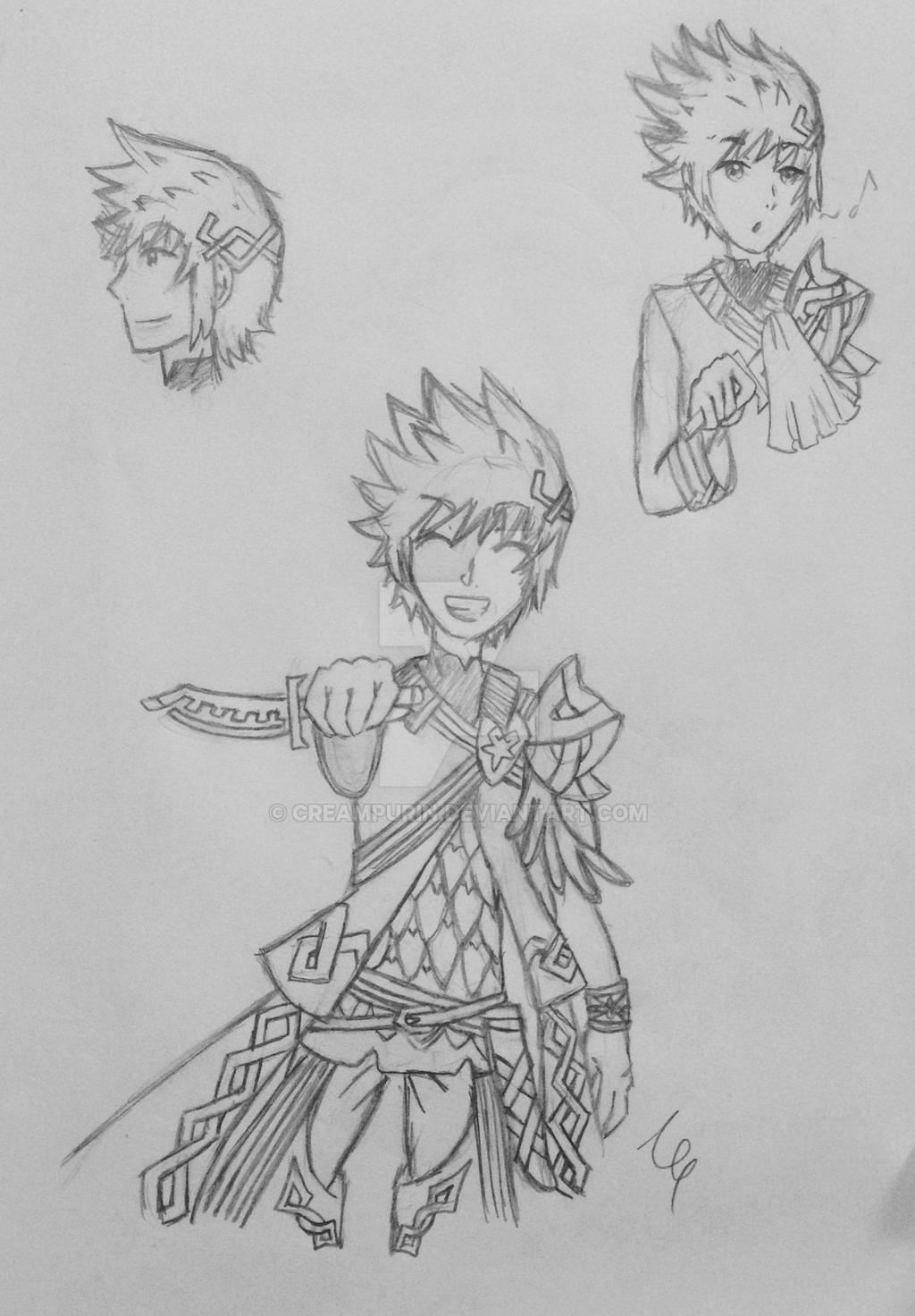 Askrian Ventus by CreamPurin