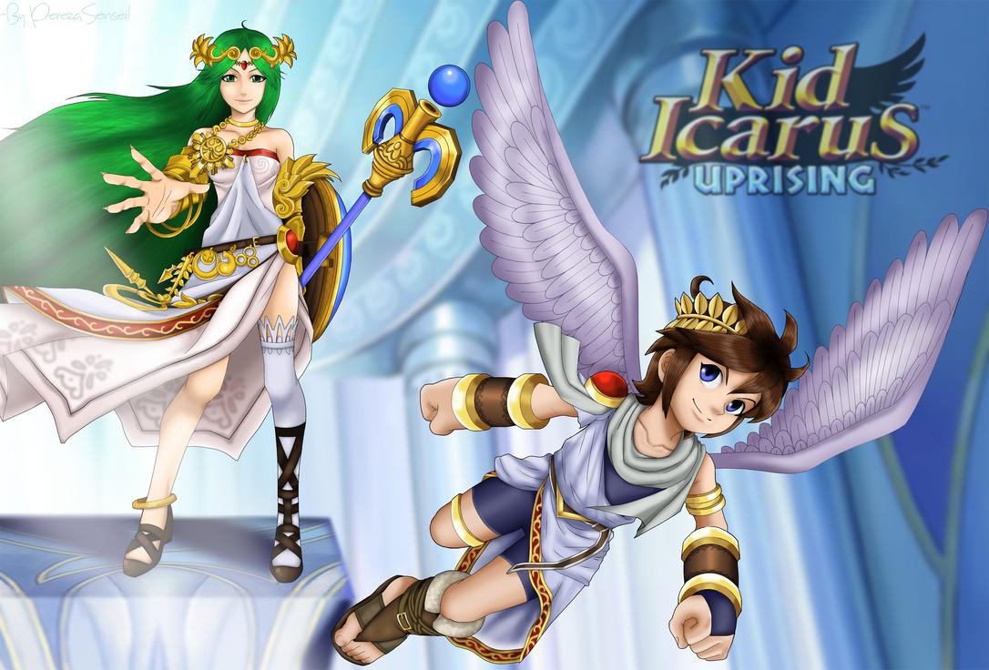 Kid Icarus 9 Collage En Taringa