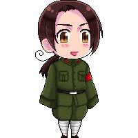 China Chibi Sprites by uvina