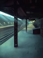 First Snow by jonathanguzi