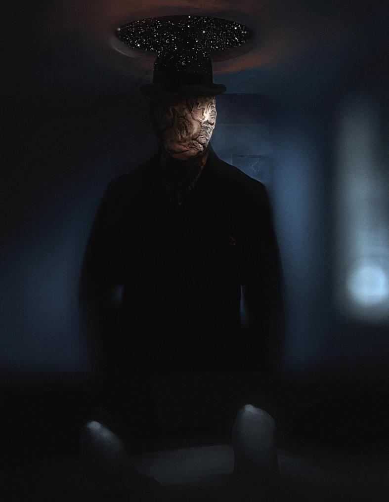 Shadow Man by jonathanguzi