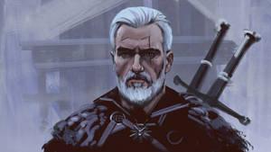 Geralt by jonathanguzi