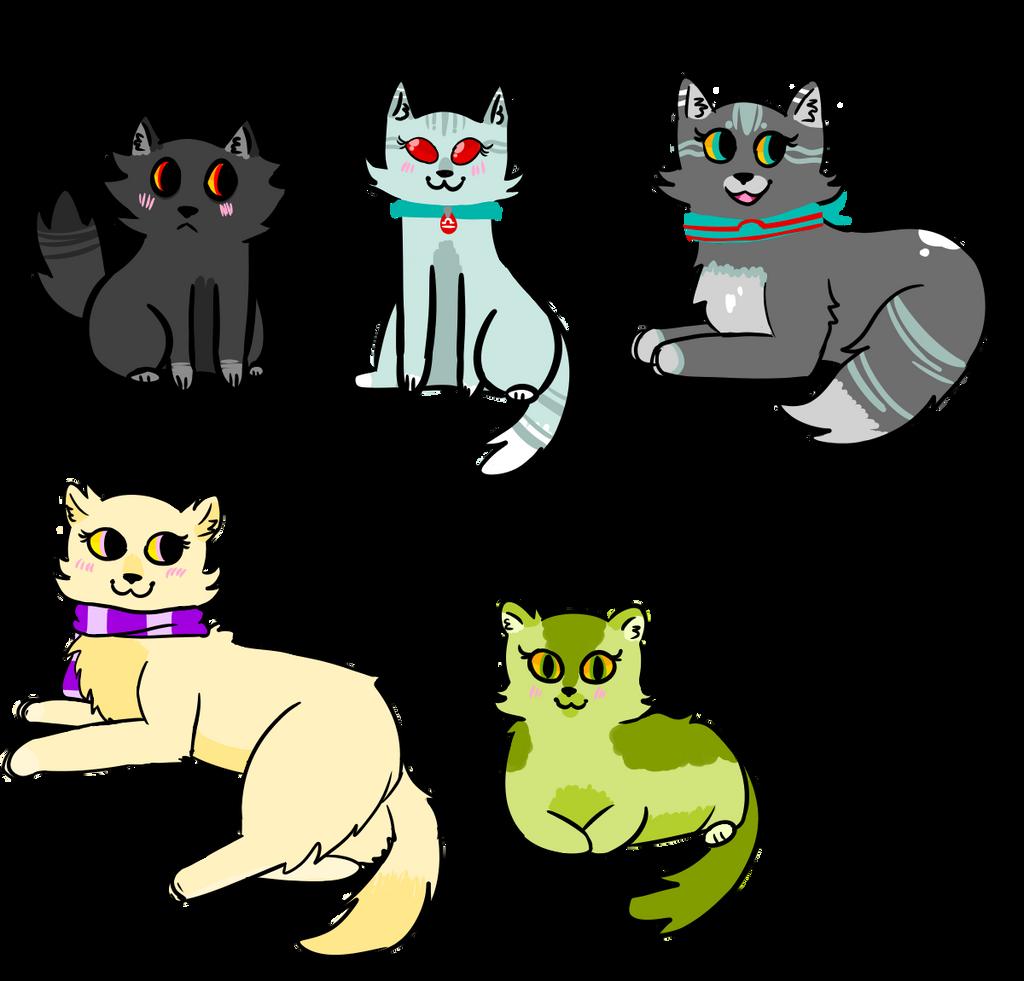 Catstuck by Karkitty-Vantastic