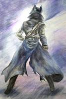 Bloodborne Hunter by IrisGrass