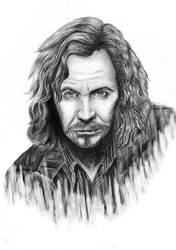 Sirius Black by IrisGrass