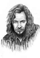 Sirius Black by IrisGrass