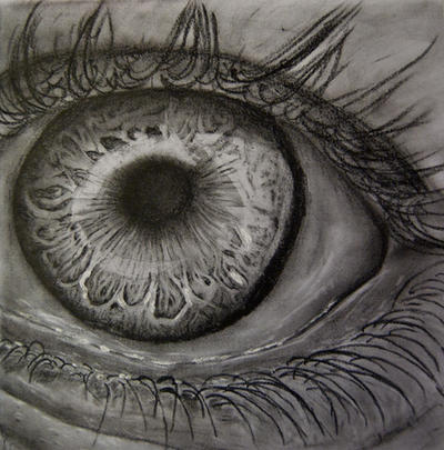 Eye practice by andreimogan