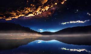 Cosmic vision by andreimogan