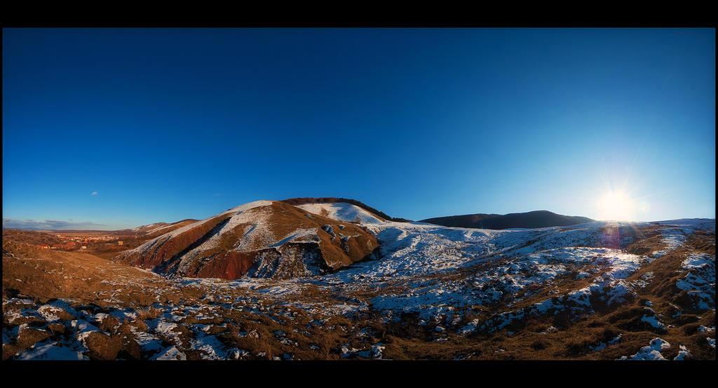 Winter landscape by andreimogan
