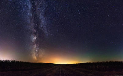 Light show by andreimogan