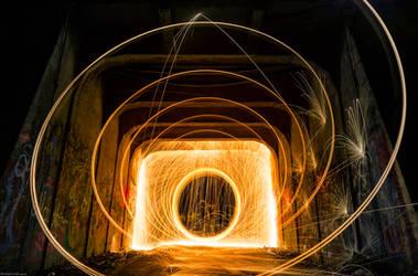 Fire Twirl by andreimogan