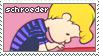 schroeder stamp by blundig