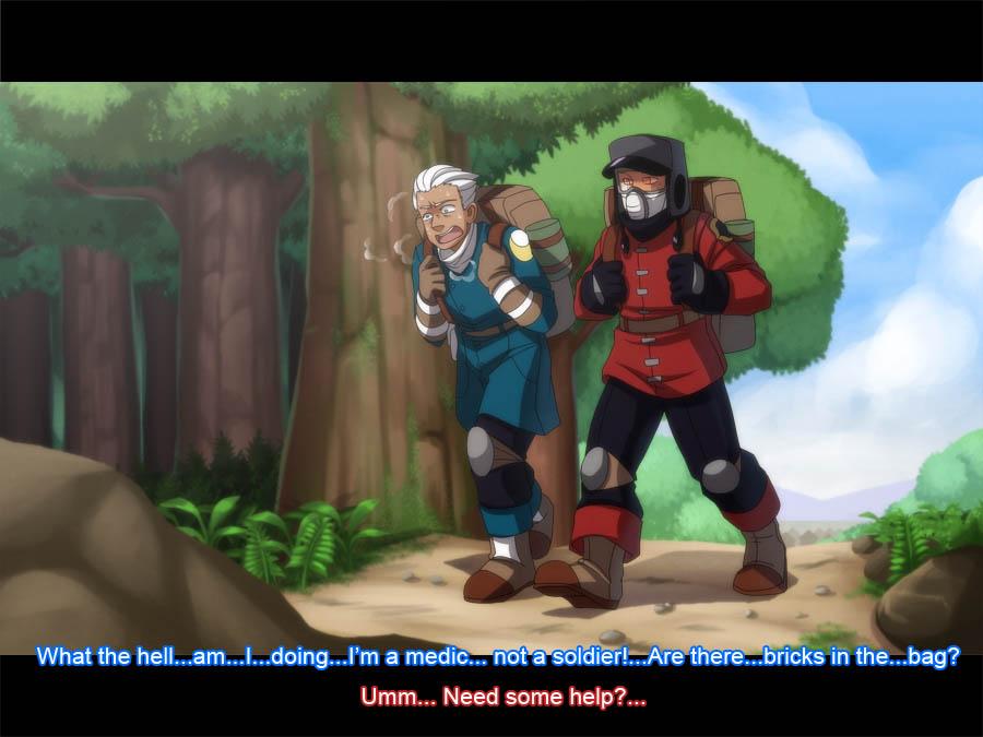 Heart of Earth: Fake screenshot 2 by YonYonYon