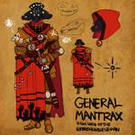 General Mantrax